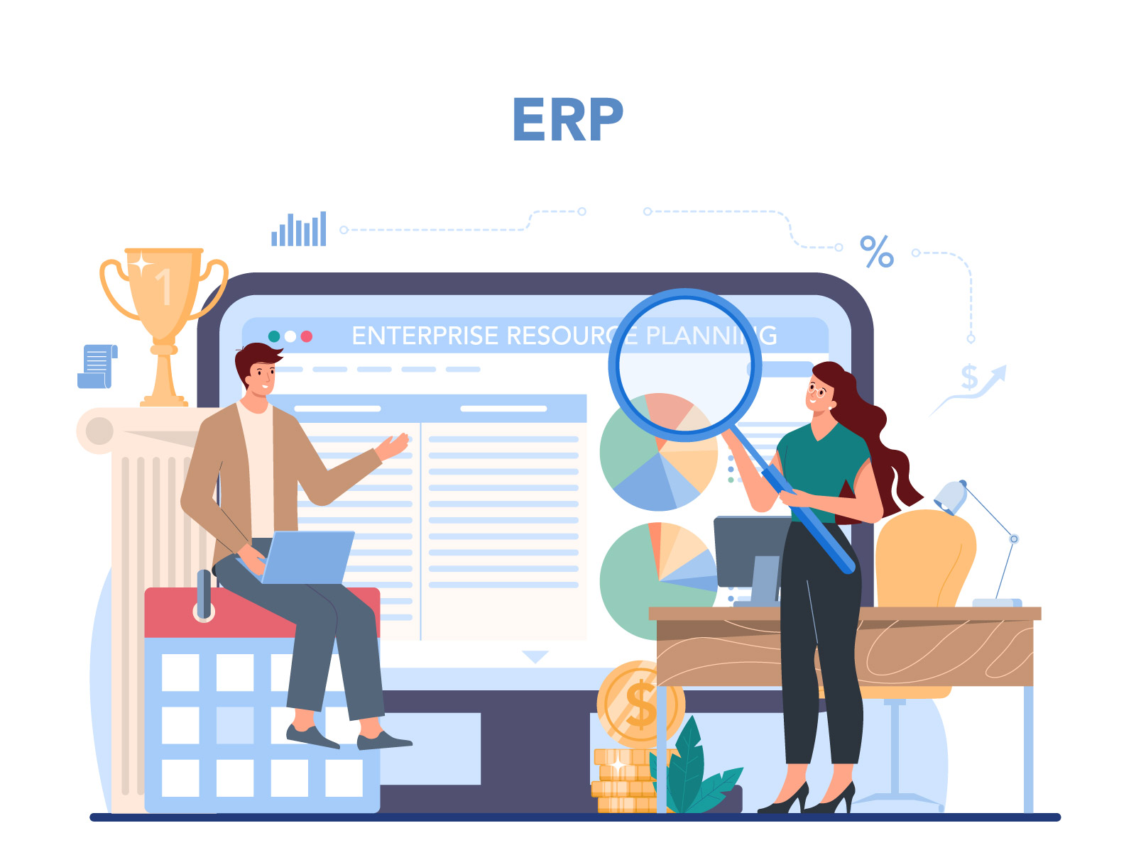 Streamlining Your ERP