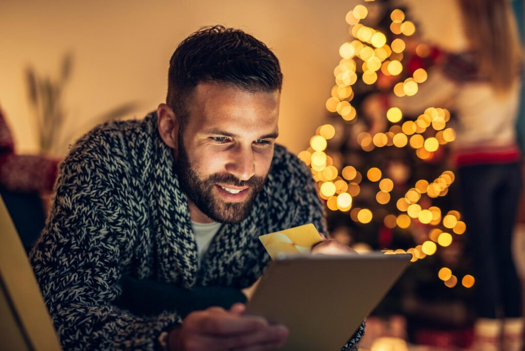 holiday shopper online