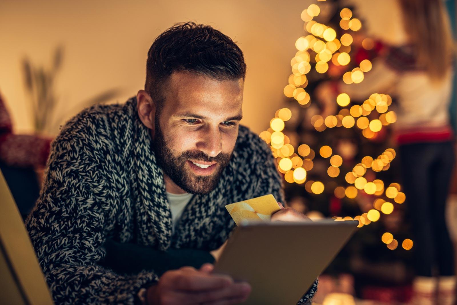 holiday shopper online